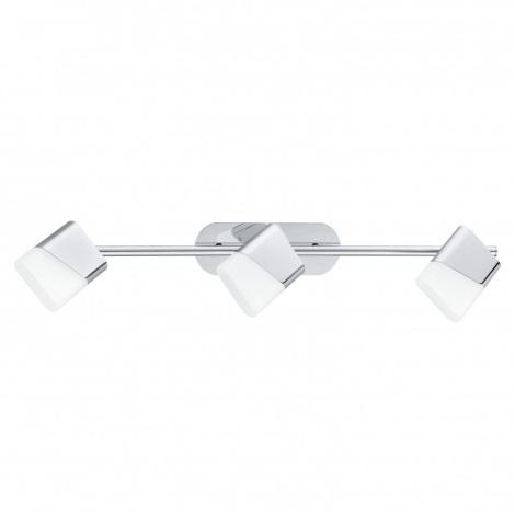Eglo 94386 - LED stropné svietidlo CARMINE 3xLED/3W/230V