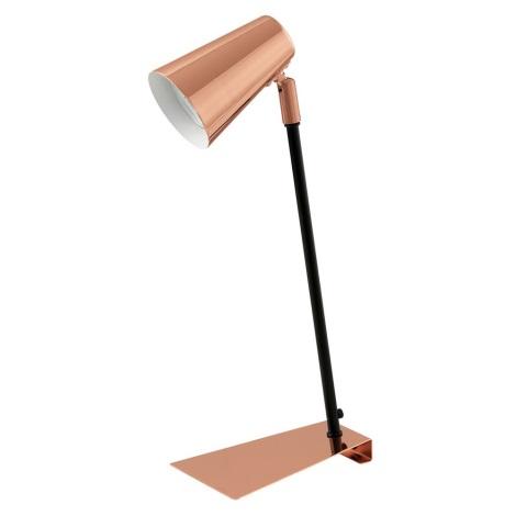 Eglo 94395 - LED stolná lampa TRAVALE 1xGU10/3W/230V