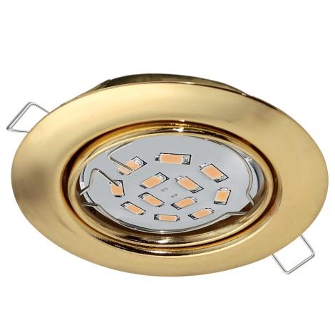 Eglo 94405 - LED Podhľadové svietidlo PENETO 1xGU10-LED/5W/230V