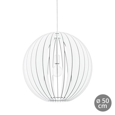 Eglo 94439 - Luster COSSANO 1xE27/60W/230V