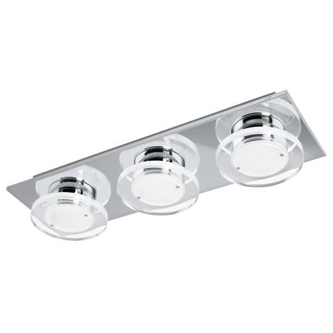 Eglo 94485 - LED stropné svietidlo CISTERNO 3xLED/4,5W/230V