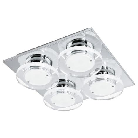 Eglo 94486 - LED stropné svietidlo CISTERNO 4xLED/4,5W/230V