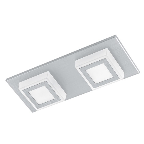 Eglo 94506 - LED stropné svietidlo MASIANO 2xLED/3,3W/230V