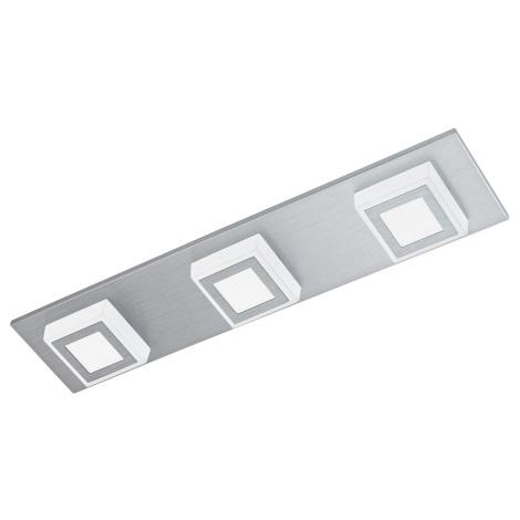 Eglo 94507 - LED stropné svietidlo MASIANO 3xLED/3,3W/230V