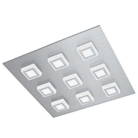 Eglo 94509 - LED stropné svietidlo MASIANO 9xLED/3,3W/230V