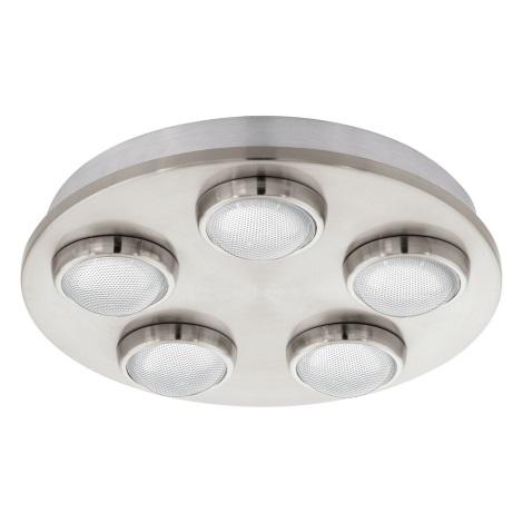 Eglo 94546 - Stropné svetlo LOMBES 5xLED/4,2W/230V
