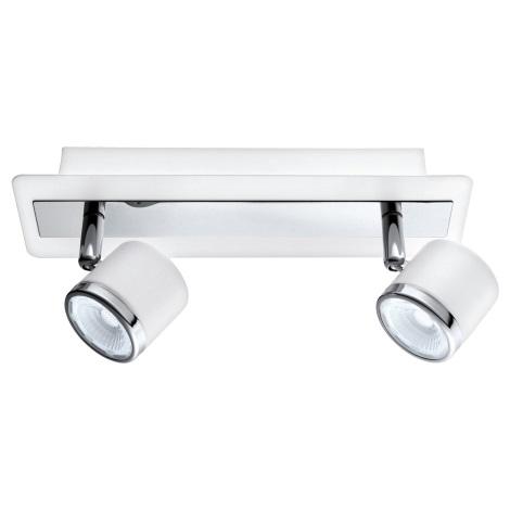 Eglo 94557 - LED Bodové svietidlo PIERINO 2xLED/5W/230V
