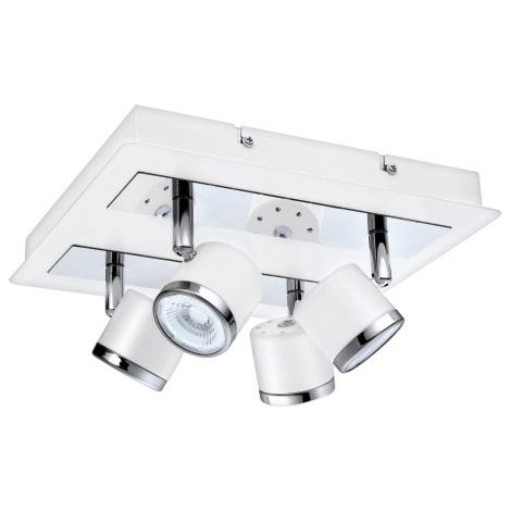 Eglo 94559 - LED Bodové svietidlo PIERINO 4xLED/5W/230V