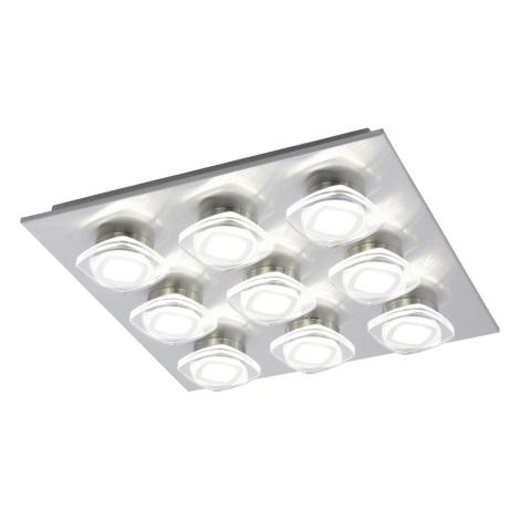 Eglo 94573 - LED stropné svietidlo MARCHESI 9xled/4,5W/230V