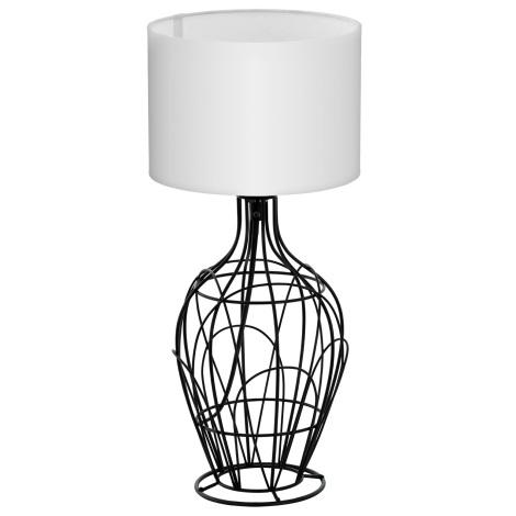 Eglo 94607 - Stolná lampa FAGONA 1xE27/60W/230V