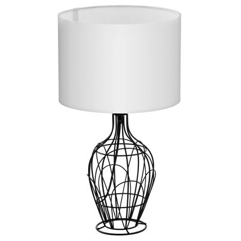 Eglo 94608 - Stolná lampa FAGONA 1xE27/60W/230V