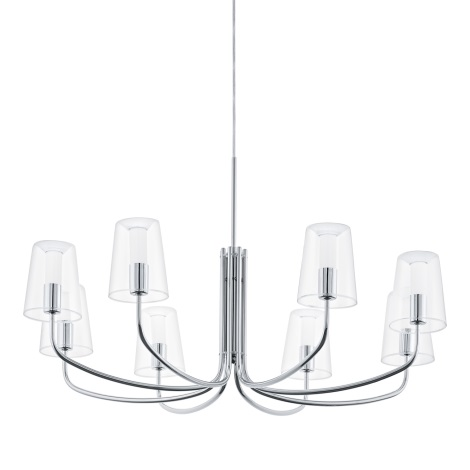 Eglo 94623 - LED luster NOVENTA 8xLED/3,3W/230V