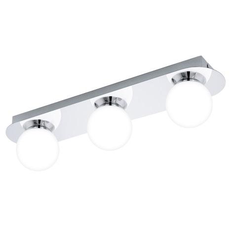Eglo 94628 - LED Kúpeľňové svietidlo MOSIANO 3xLED/3,3W/230V