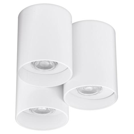 Eglo 94633 - LED Stropné svietidlo LASANA 3xGU10-LED/3,3W/230V