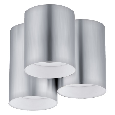 Eglo 94634 - LED Stropné svietidlo LASANA 3xGU10-LED/3,3W/230V
