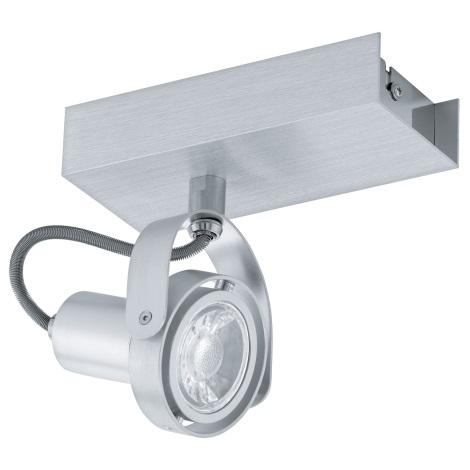Eglo 94642 - LED Bodové svietidlo NOVORIO 1xGU10-LED/5W/230V