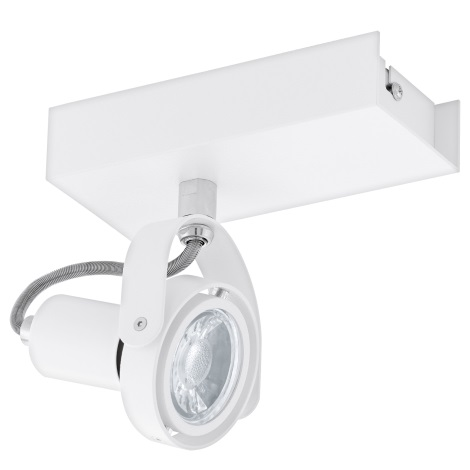 Eglo 94646 - LED Bodové svietidlo NOVORIO 1xGU10-LED/5W/230V