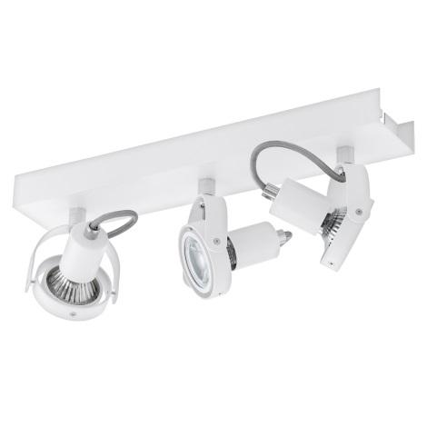 Eglo 94648 - LED Bodové svietidlo NOVORIO 3xGU10-LED/5W/230V