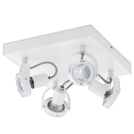 Eglo 94649 - LED Bodové svietidlo NOVORIO 4xGU10-LED/5W/230V