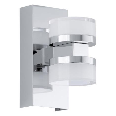 Eglo 94651 - LED kúpeľňové nástenné svietidlo ROMENDO 2xLED/4,5W/230V