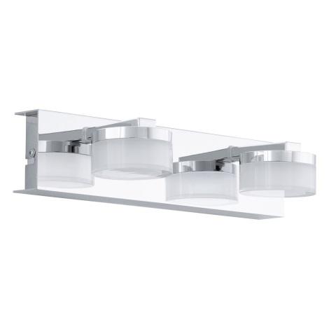 Eglo 94652 - LED kúpeľňové nástenné svietidlo ROMENDO 2xLED/4,5W/230V