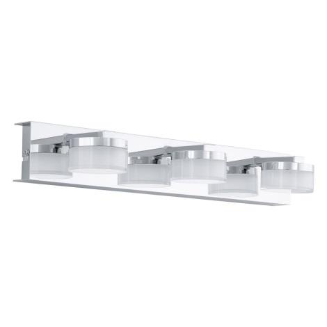 Eglo 94653 - LED kúpeľňové nástenné svietidlo ROMENDO 3xLED/4,5W/230V