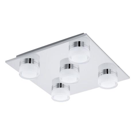 Eglo 94654 - LED kúpeľňové stropné svietidlo ROMENDO 5xLED/4,5W/230V