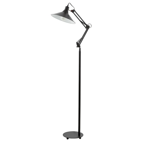 Eglo 94681 - Stojaca lampa CHANTRY 1xE27/60W/230V
