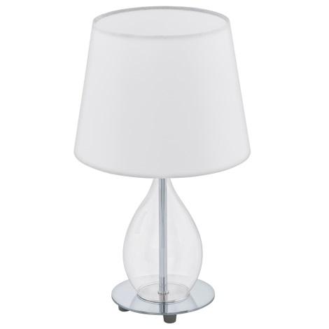 Eglo 94682 - Stolná lampa RINEIRO 1xE14/40W/230V