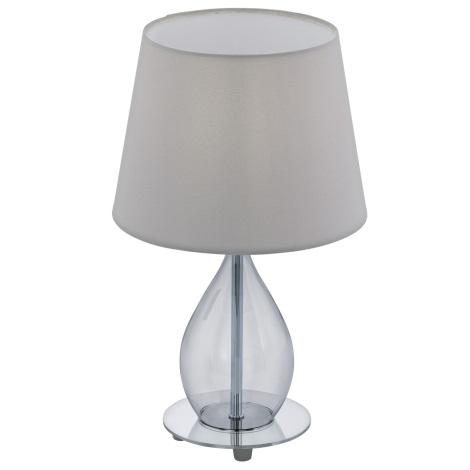 Eglo 94683 - Stolná lampa RINEIRO 1xE14/40W/230V