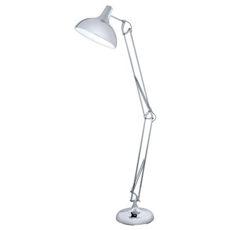 Eglo 94703 - Stojaca lampa BORGILLIO 1xE27/60W/230V