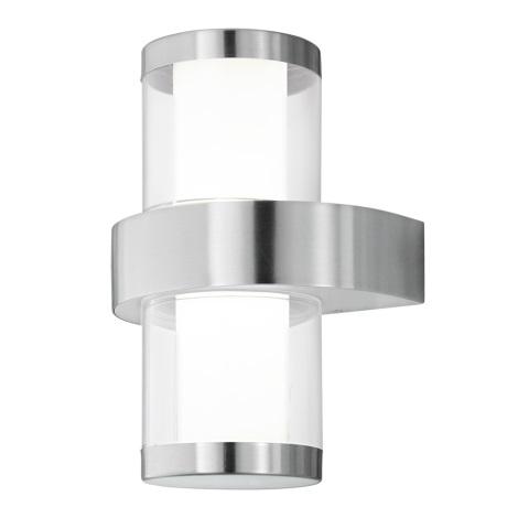 Eglo 94799 - Vonkajšie nástenné svietidlo BEVERLY 1 2xLED/3,7W/230V