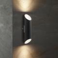 Eglo 94804 - LED Vonkajšie svietidlo AGOLADA 2xLED/3,7W/230V