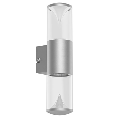 Eglo 94812 - LED Vonkajšie svietidlo PENALVA 2xLED/3,7W/230V
