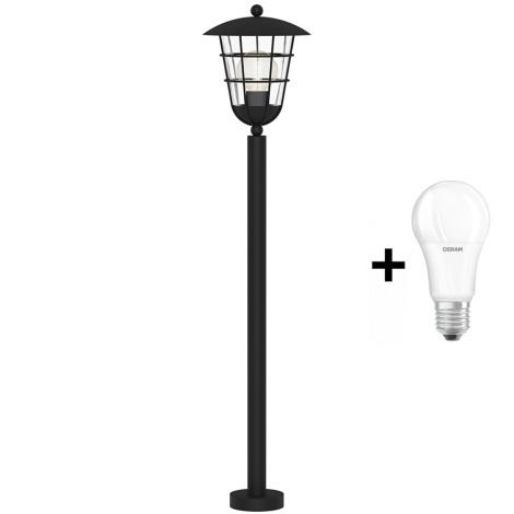 Eglo 94836 - LED Vonkajšie svietidlo PULFERO 1xE27/10W/230V IP44