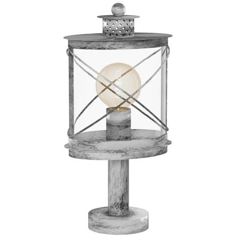 Eglo 94867 - Vonkajšia lampa HILBURN 1 1xE27/60W/230V