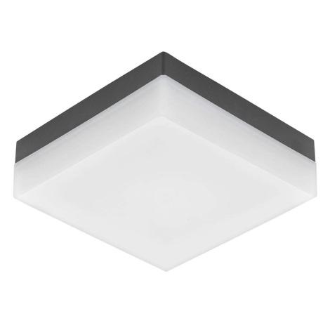 Eglo 94872 - Vonkajšie stropné svietidlo SONELLA LED/8,2W/230V