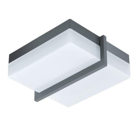 Eglo 94876 - Vonkajšie nástenné svietidlo SONELLA 1 1xLED/8,2W/230V