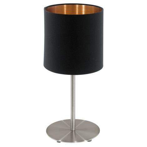 Eglo 94917 - Stolná lampa MASERLO 1xE27/60W/230V