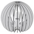 Eglo 94949 - Stolná lampa COSSANO 1xE27/60W/230V