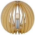 Eglo 94953 - Stolná lampa COSSANO 1xE27/60W/230V