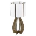 Eglo 94955 - Stolná lampa COSSANO 1xE27/60W/230V