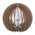 Eglo 94956 - Stolná lampa COSSANO 1xE27/60W/230V
