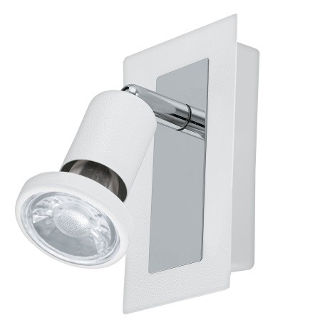 Eglo 94958 - LED Bodové svietidlo SARRIA 1xGU10-LED/5W/230V