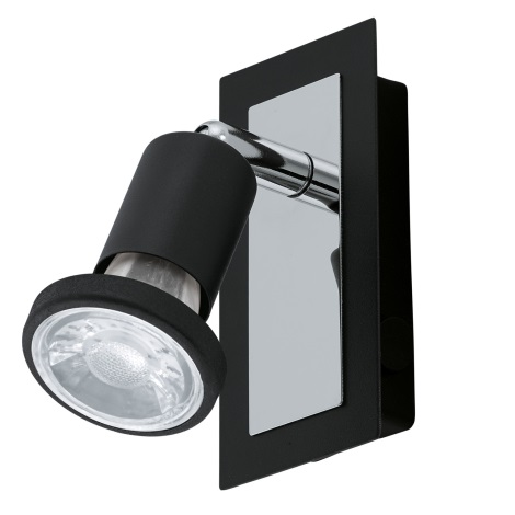 Eglo 94963 - LED Bodové svietidlo SARRIA 1xGU10-LED/5W/230V
