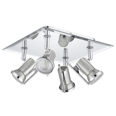 Eglo 94983 - LED Kúpeľňové svietidlo TAMARA 1 4xLED/3,3W/230V