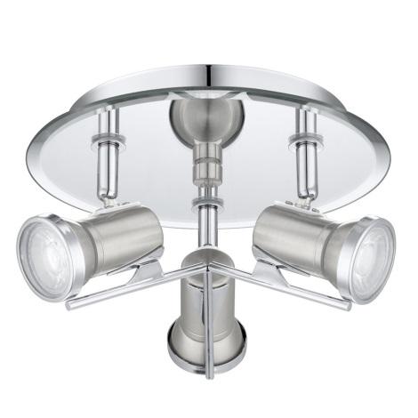 Eglo 94984 - LED Kúpeľňové svietidlo TAMARA 1 3xLED/3,3W/230V