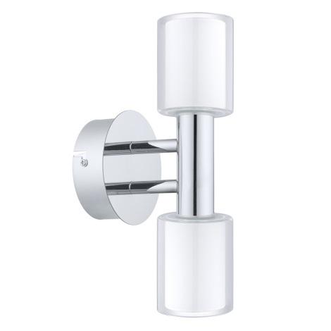 Eglo 94994 - LED Kúpeľňové svietidlo PALERMO 1 2xLED/2,5W/230V