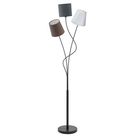 Eglo 94995 - Stojaca lampa MARONDA 3xE14/40W/230V
