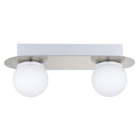 Eglo 95011 - LED Kúpeľňové svietidlo MOSIANO 2xLED/3,3W/230V